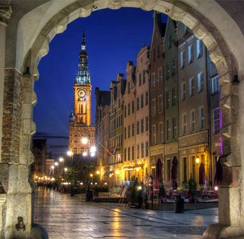 Gdansk, Poland (about.com)
