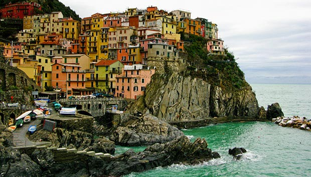 Cinque Terre, Rio Maggiore, Italy
